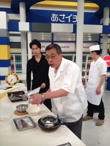 イチ 料理 朝 今日 nhk